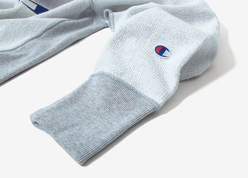 Champion Reverse Weave Reversed Hoody - Grey
