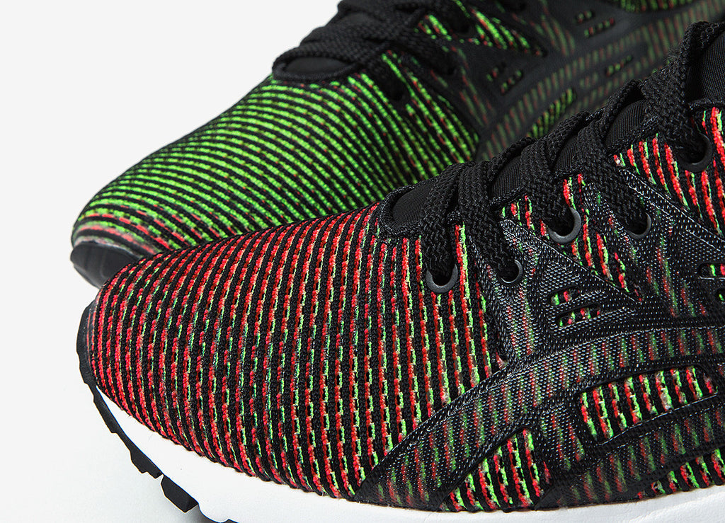 ASICS Gel Kayano Trainer EVO 'Chameleoid Mesh' Shoes - Gecko-Green/Guava
