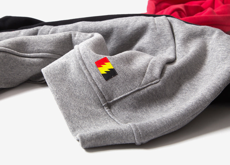 The Hundreds Sierra Pullover Hoody - Black