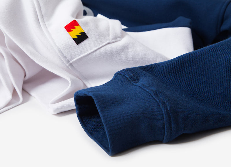 The Hundreds Sierra Pullover Hoody - Blue