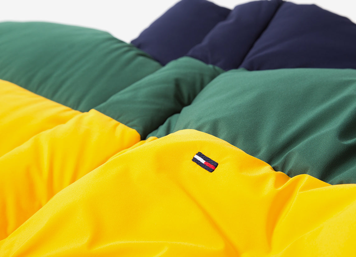 Tommy Jeans Oversize Colour Down Jacket - Multi