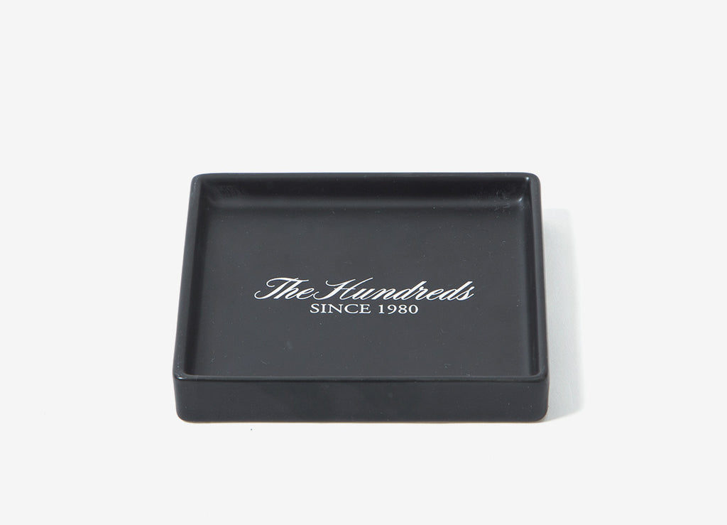 The Hundreds Rich Stone Tray - Black