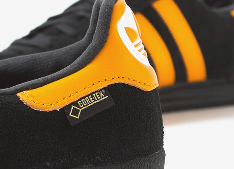 adidas Originals Jeans GTX Shoes - Black/EQT Orange