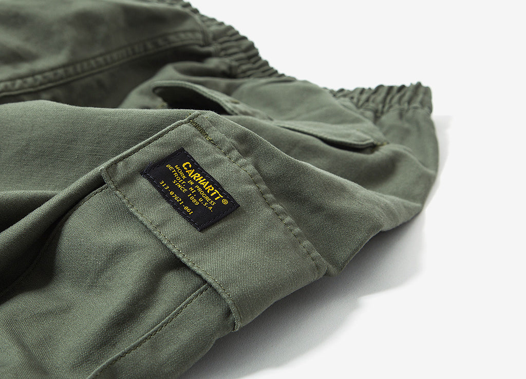 Carhartt Camper Pant - Rover Green (Stone Washed)
