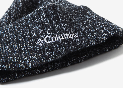 Columbia Watch Cap II Beanie - Black/White