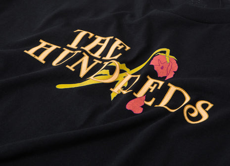 The Hundreds Drought T Shirt - Black