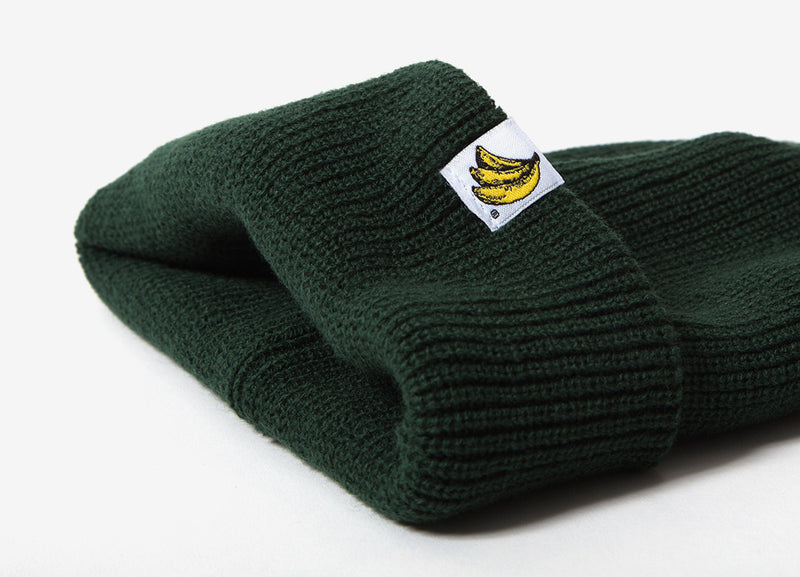 Chimp Basic Beanie - Green