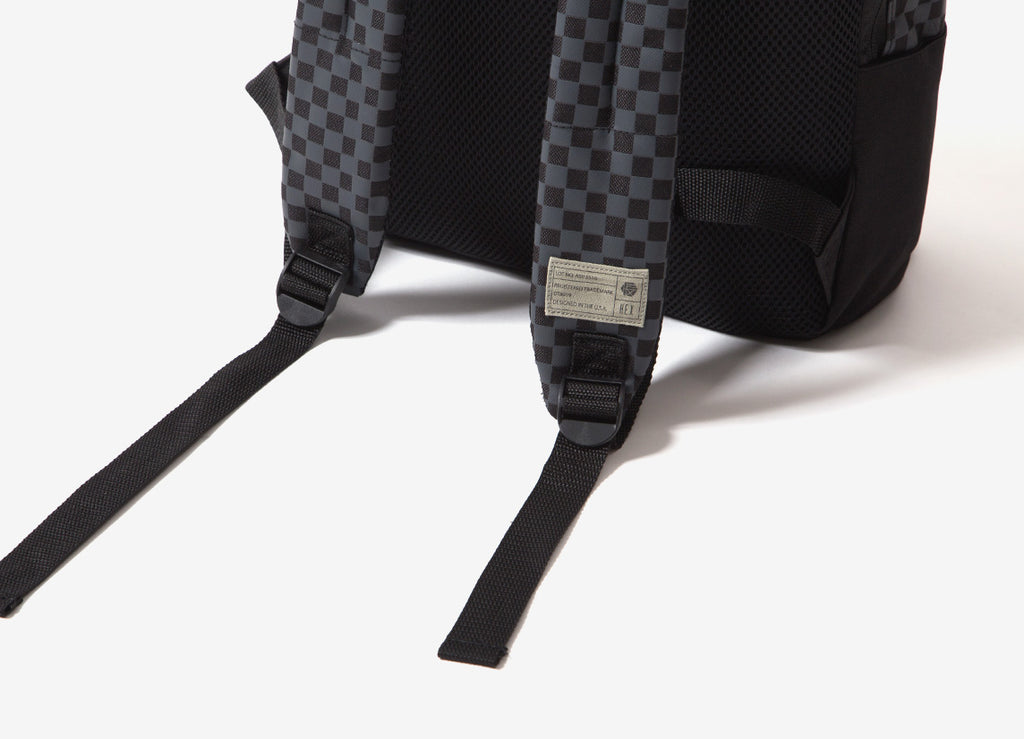 HEX Exile Backpack - Black/Check