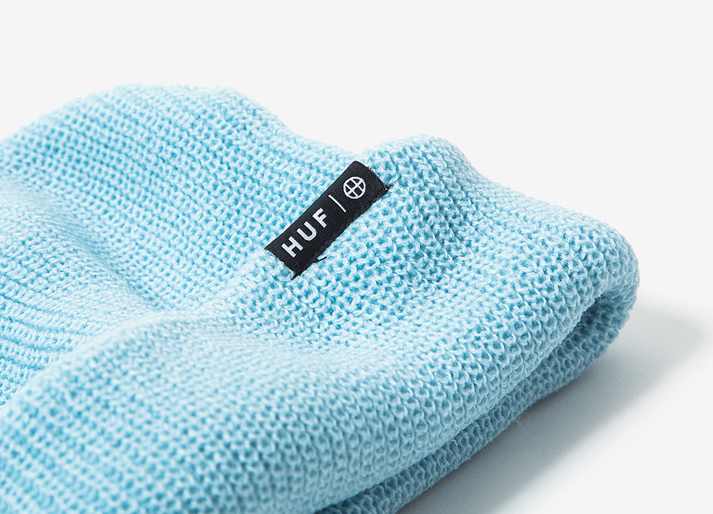 HUF Usual Beanie - Light Blue