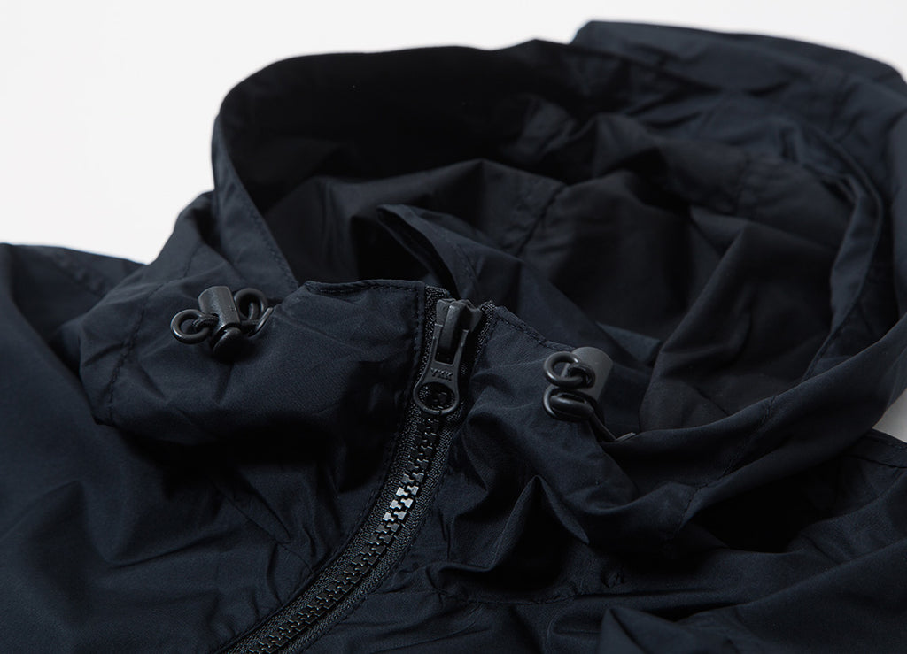 HUF Stadium Anorak - Black