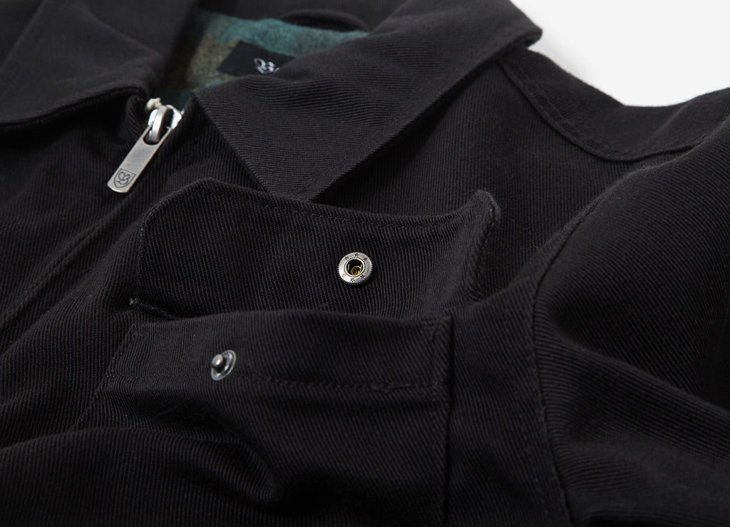 Brixton Centro Jacket - Black