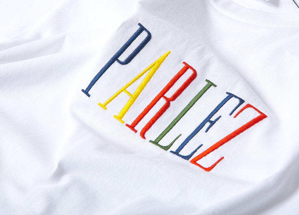 Parlez Anderson T Shirt - White