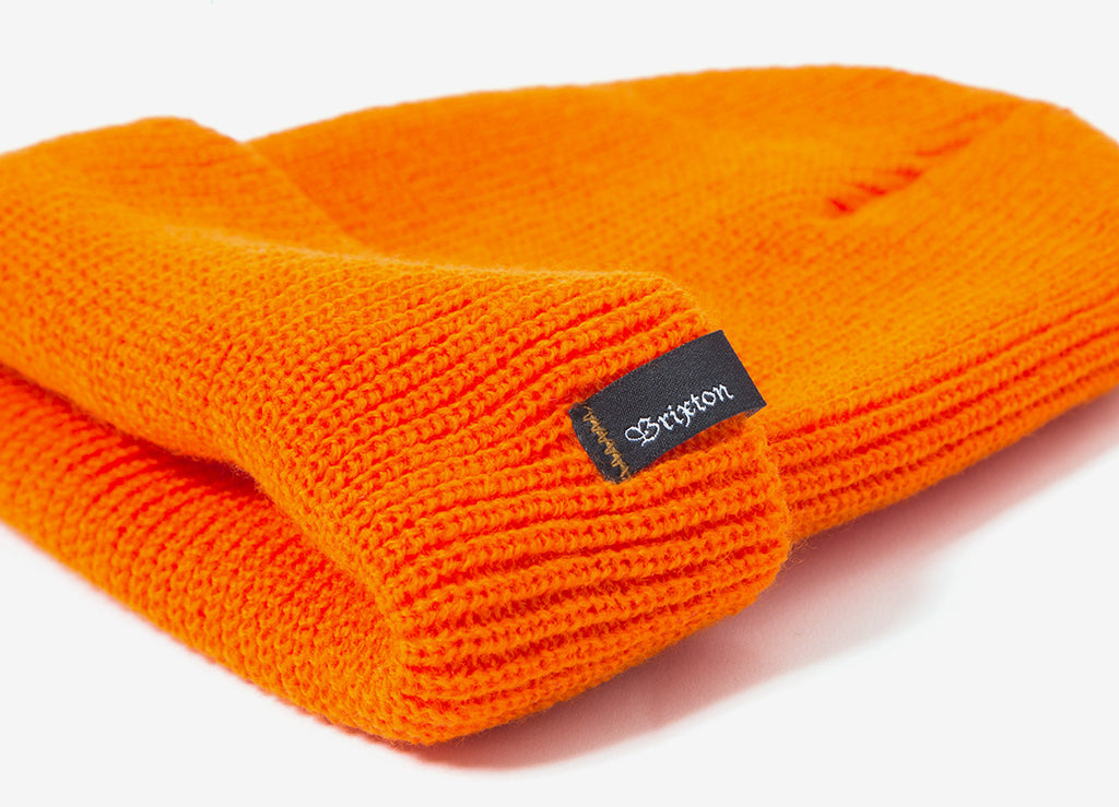 50f70cd4f Brixton Heist Beanie - Athletische Orange