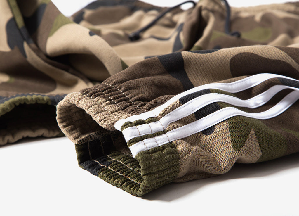 adidas Originals Camo Fleece Pants - Camo