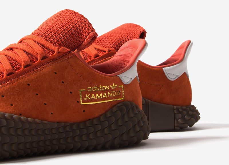 adidas Originals Kamanda Shoes - Raw Amber