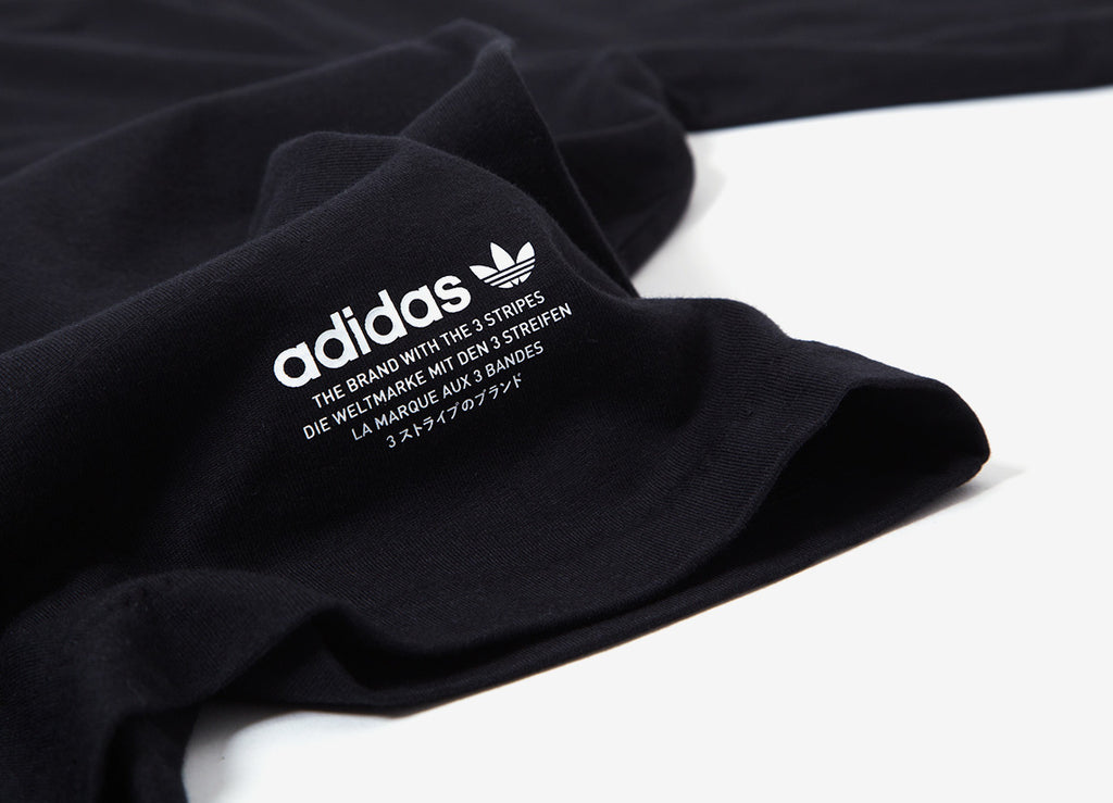 adidas Originals NMD T Shirt - Black (SS18)