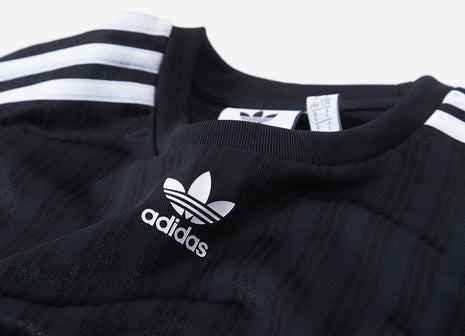 adidas Originals Long Sleeve Jersey - Black