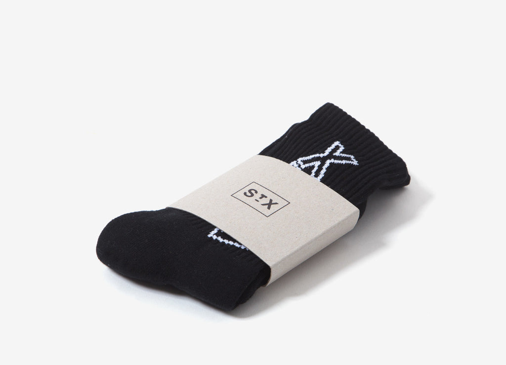 StreetX Allover Socks - Black