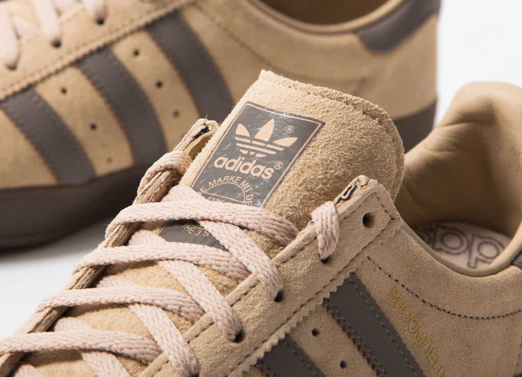 adidas Originals Broomfield Shoes - St Paul Nude