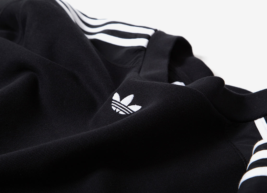 adidas Originals Radkin Crewneck Sweatshirt - Black