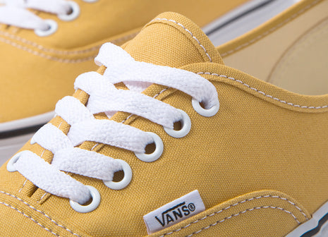 Vans Authentic Shoes - Ochre/True White