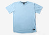 Edwin Terry TS T Shirt - Cold Blue Garment Washed