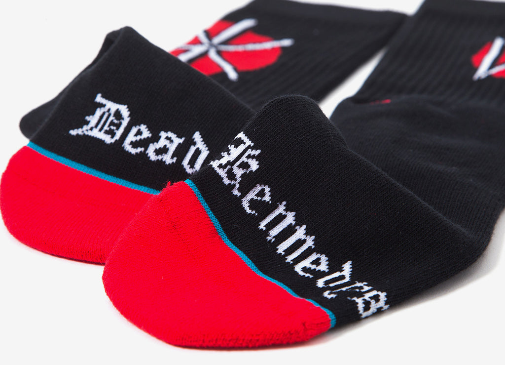 Stance Foundations Dead Kennedys Socks - Black
