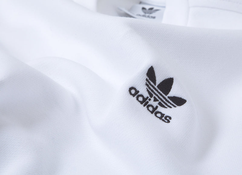 adidas Originals Trefoil Sweatshirt - White