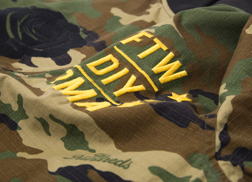 The Hundreds Alta Jacket - Camo
