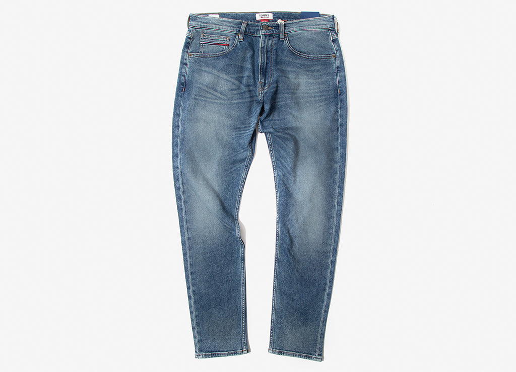 Tommy Jeans Modern Tapered Jeans - King Mid Blue