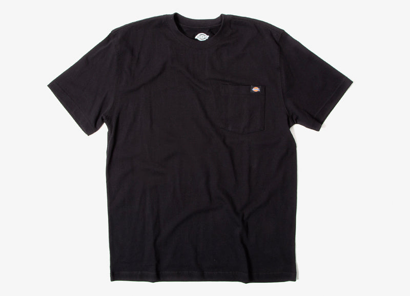 Dickies Pocket T Shirt - Black