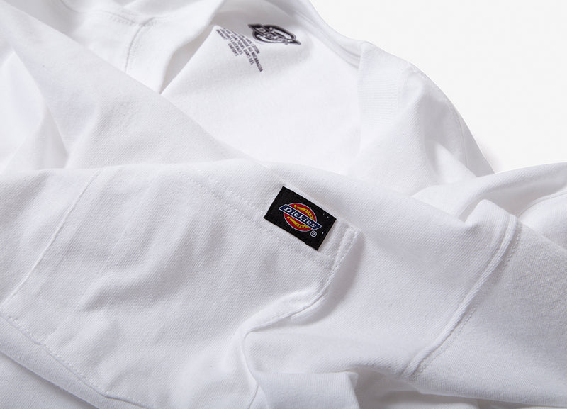 Dickies Pocket T Shirt - White