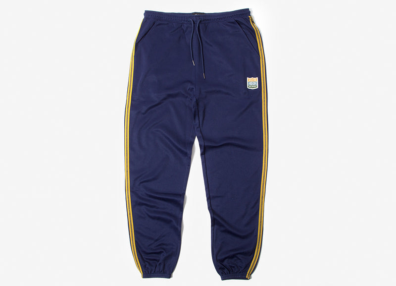 Brixton United Sweatpants - Patriot Blue