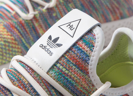 Pharrell x adidas Originals Tennis Hu Primeknit Shoes - Multi