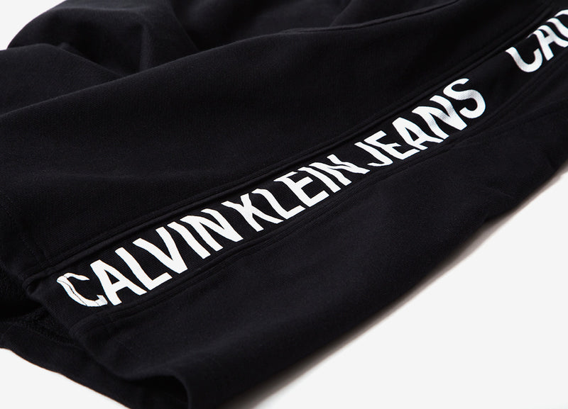 Calvin Klein Institutional Fleece Shorts - CK Black