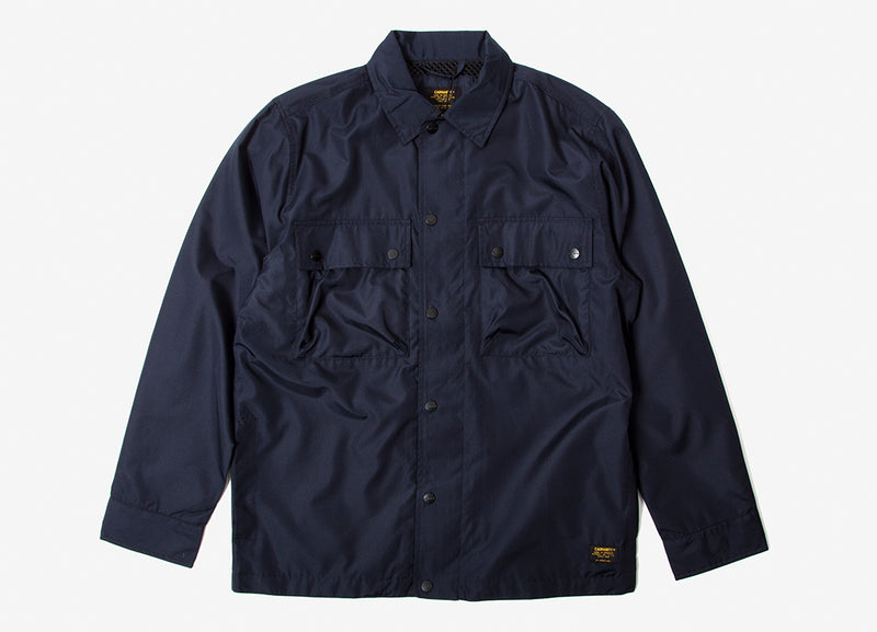 Carhartt Fargo Shirt Jacket - Dark Navy