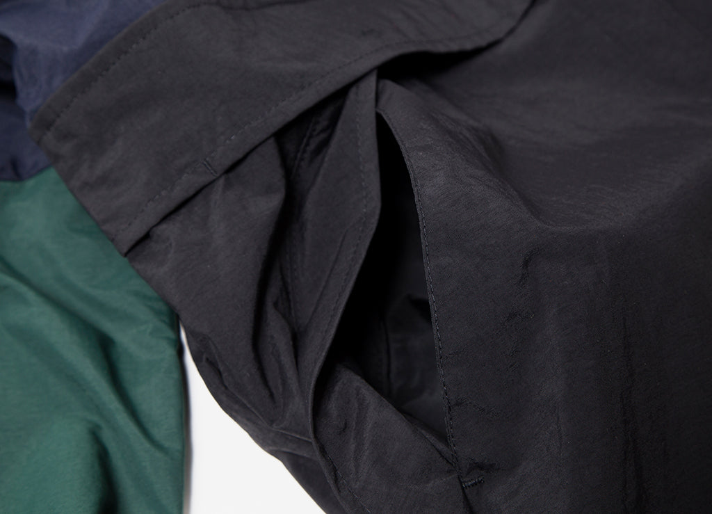 Carhartt Terrace Pullover Jacket - Dark Navy/Black/Bottle Green