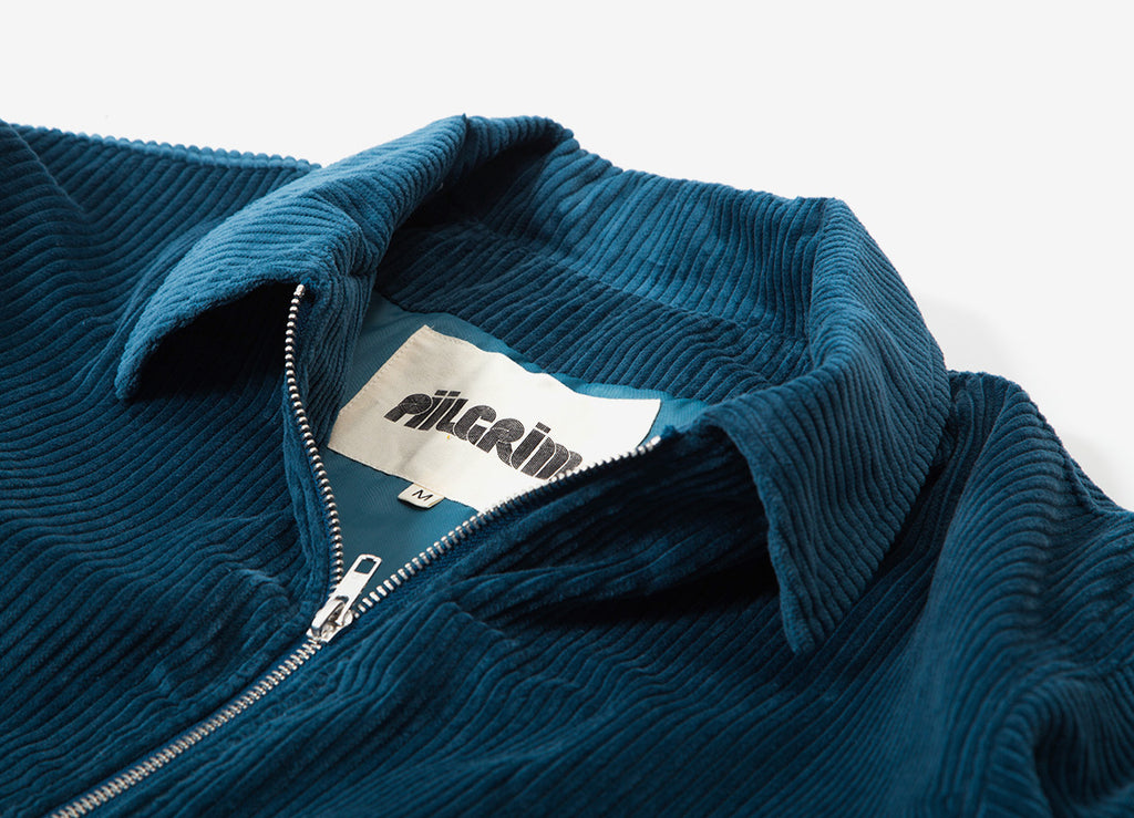 Piilgrim Jefferson Jacket - Teal