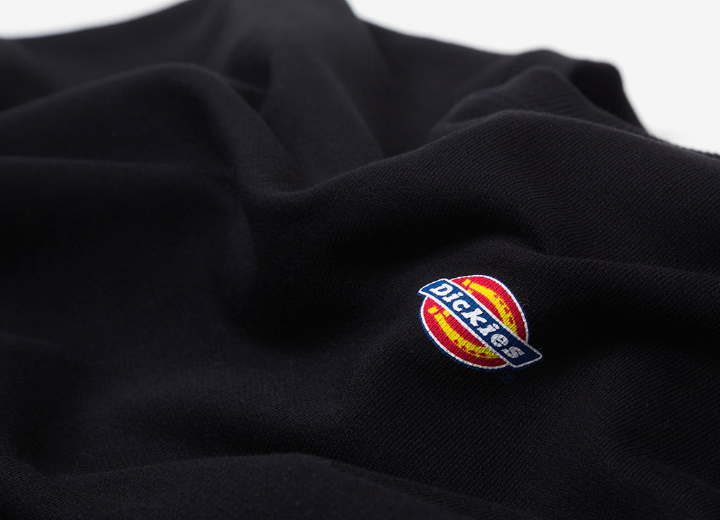Dickies Seabrook Crewneck Sweatshirt - Black