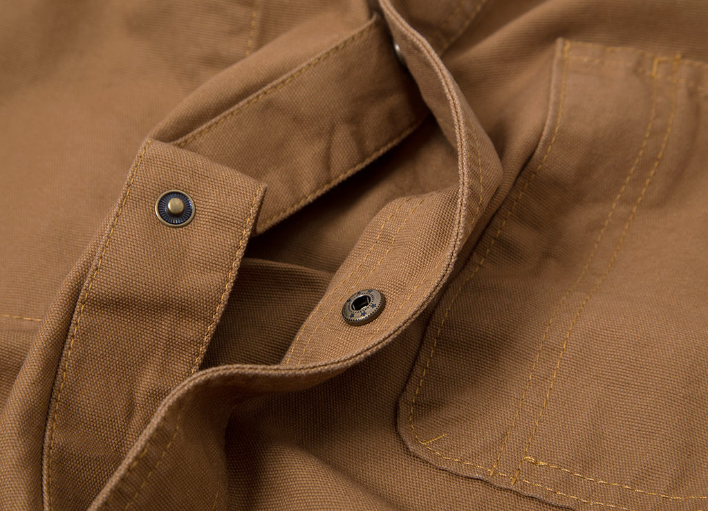 Dickies Brookview Coat - Brown Duck