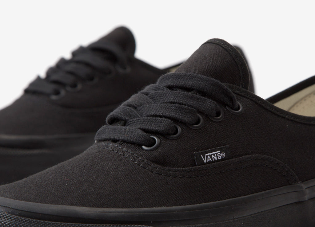 Vans Authentic 44 DX 'Anaheim Factory' Shoes - Black/OG Black