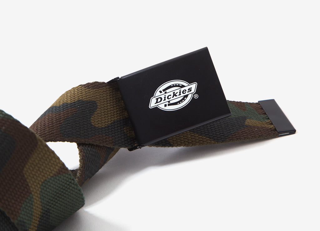 Dickies Orcutt Webbed Belt - Camouflage