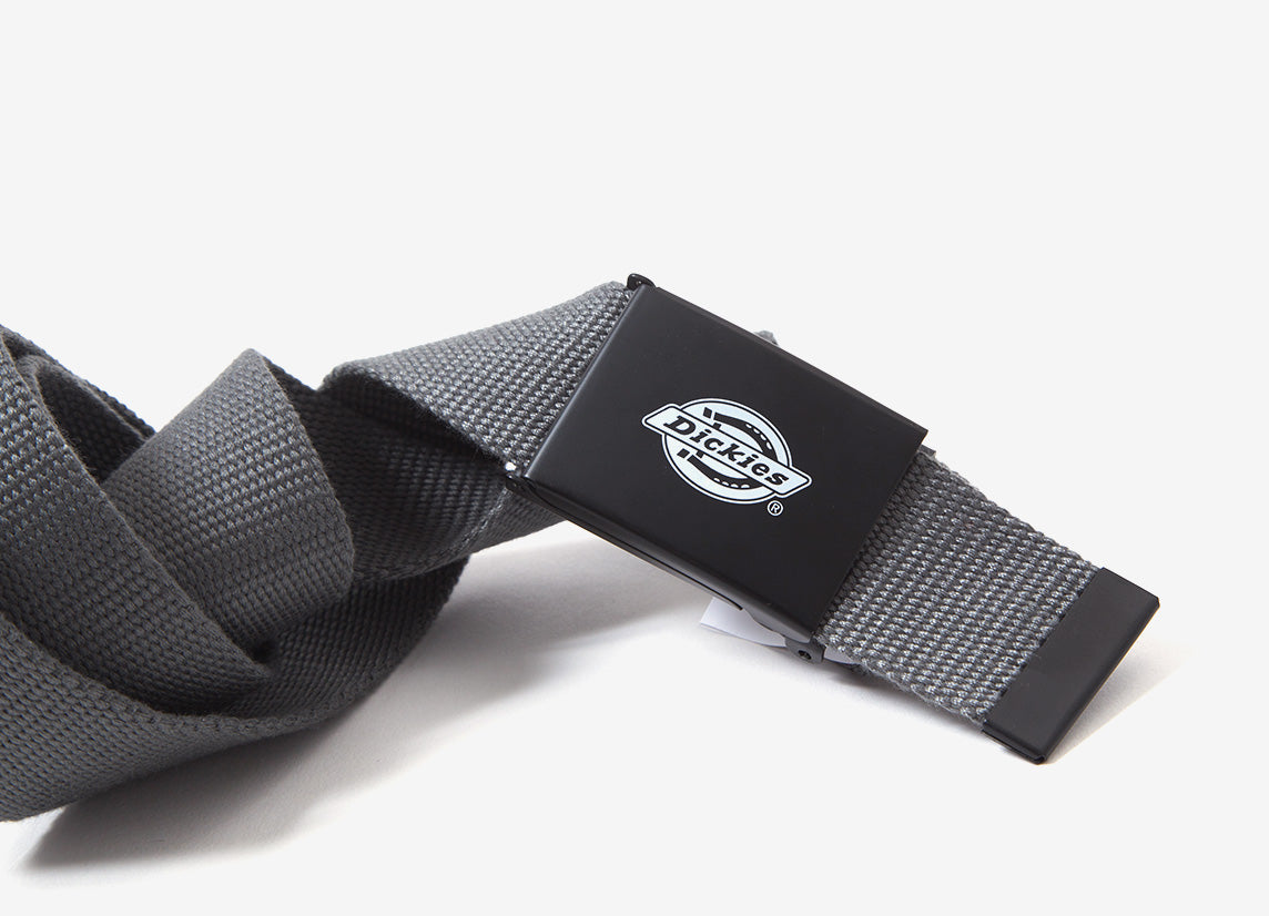 Dickies Orcutt Webbed Belt - Charcoal
