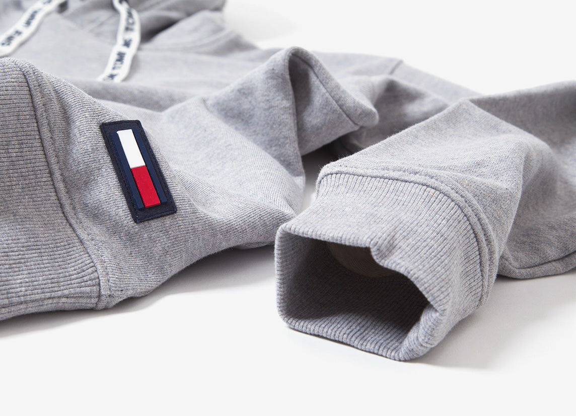 Tommy Jeans Contemporary Pullover Hoody - Grey Heather