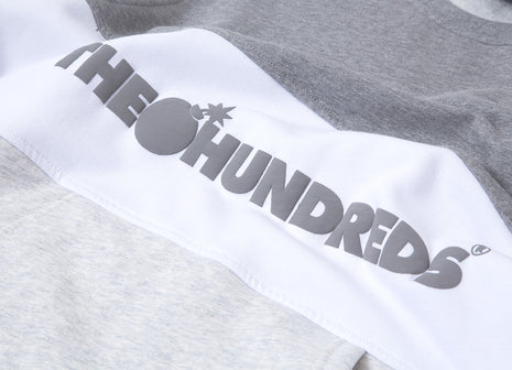 The Hundreds Channel Crewneck Sweatshirt - Athletic Heather