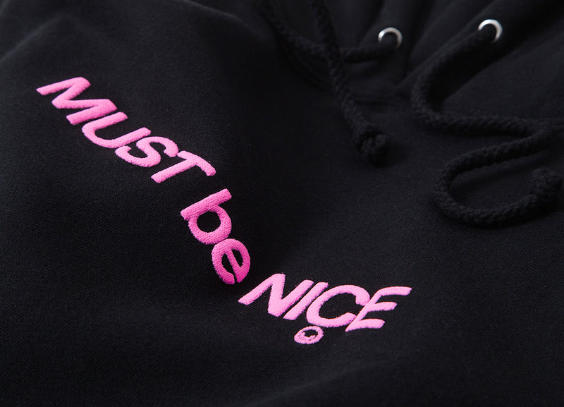 Rip N Dip Must Be Nice Pullover Hoody - Black