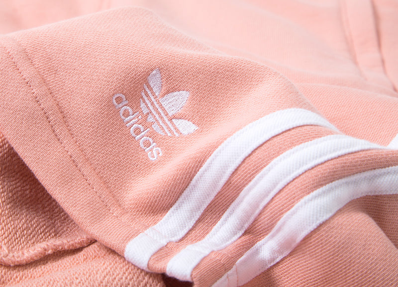 adidas Originals 3-Stripes Shorts - Dust Pink