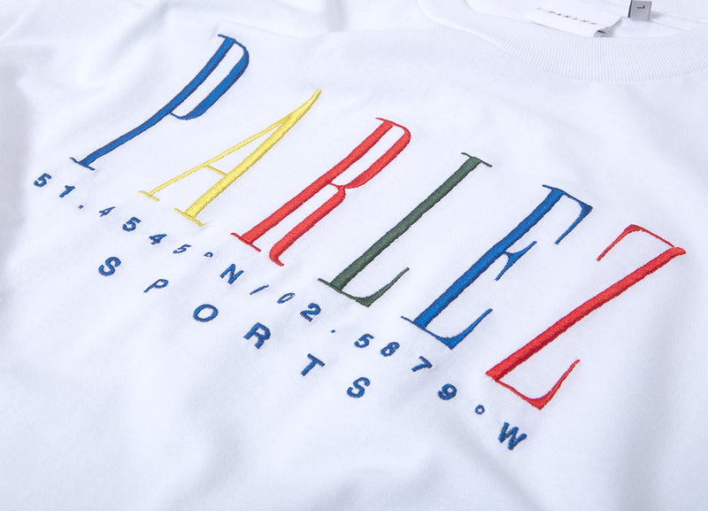 Parlez Tall T Shirt - White