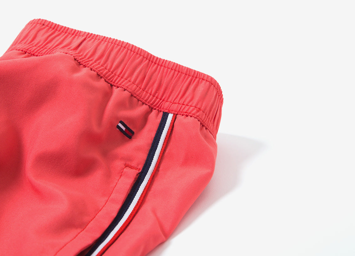 Tommy Jeans Summer Running Shorts - Rose Of Sharon
