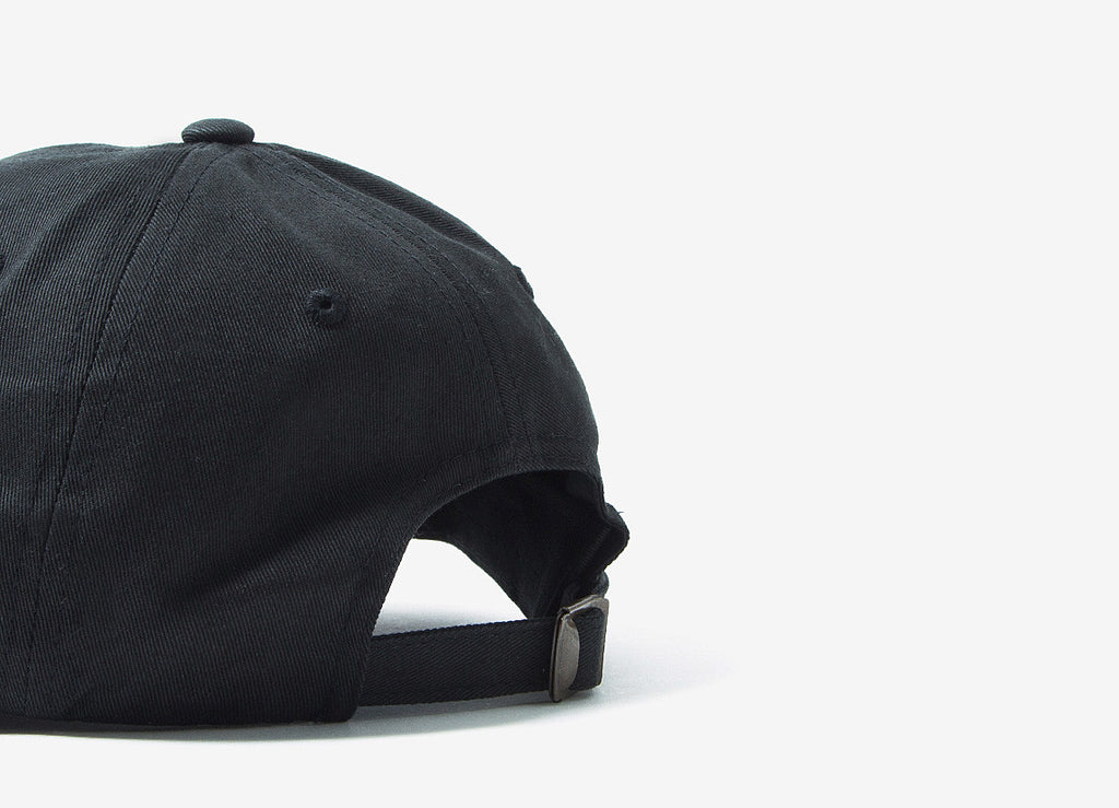 Chimp Totally 6 Panel Dad Cap - Black